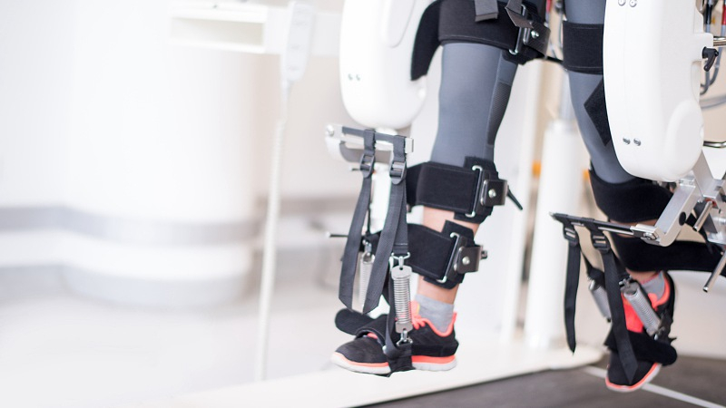 China develops lower-limb rehabilitative robot