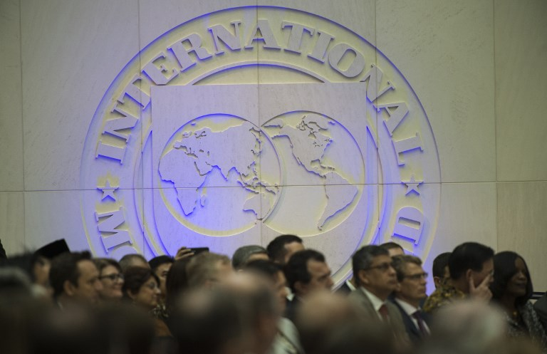 IMF warns of 'somewhat' greater global financial risk