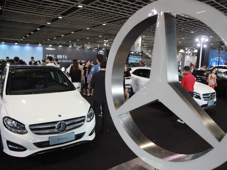 Daimler and Geely to partner on ride-hailing service in China