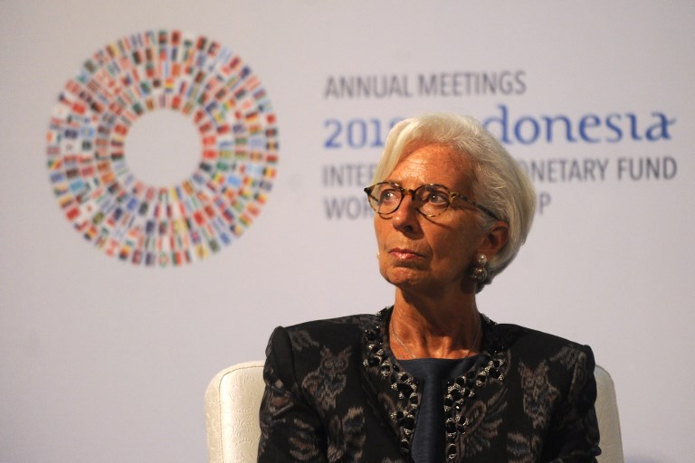 Fix trade, don't destroy it, IMF chief Lagarde warns