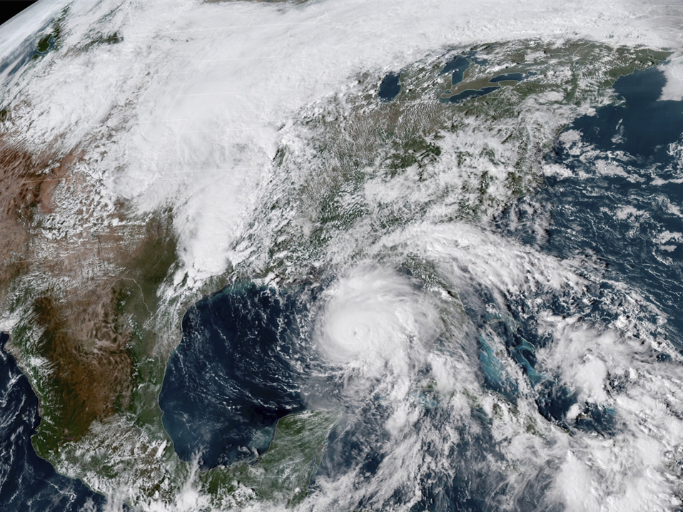 Florida Panhandle braces for Michael, now a Category 4 storm