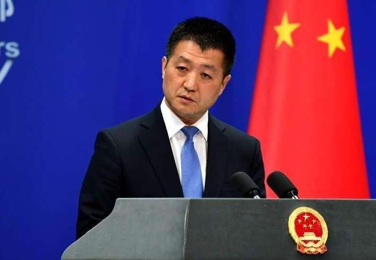 China confutes US claim it 'really rebuilt' China