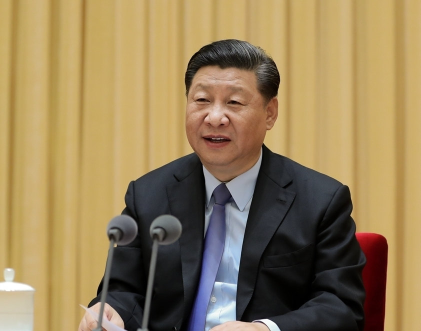 Xi stresses the need to improve natural disaster prevention and control