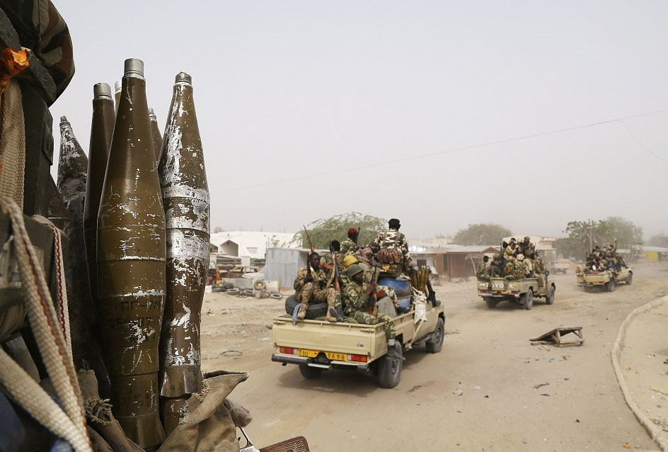 8 soldiers in Chad killed in clashes with Boko Haram: army