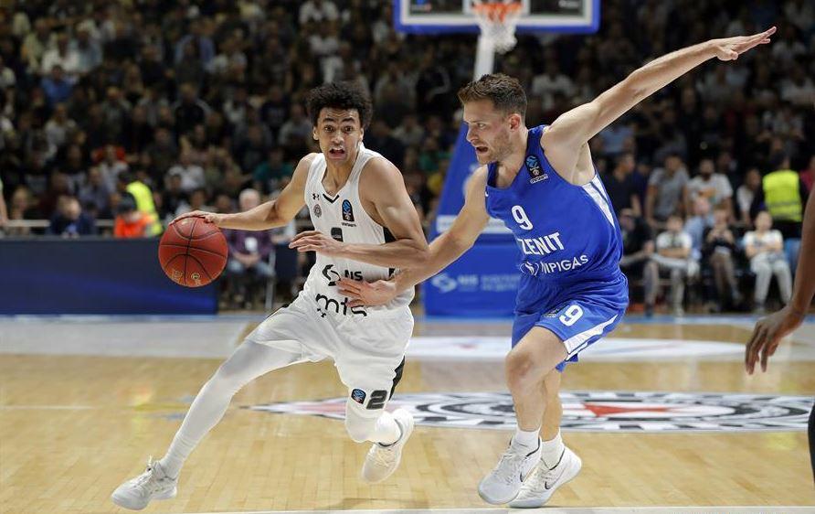 Partizan defeat Zenit in EuroCup Basketball