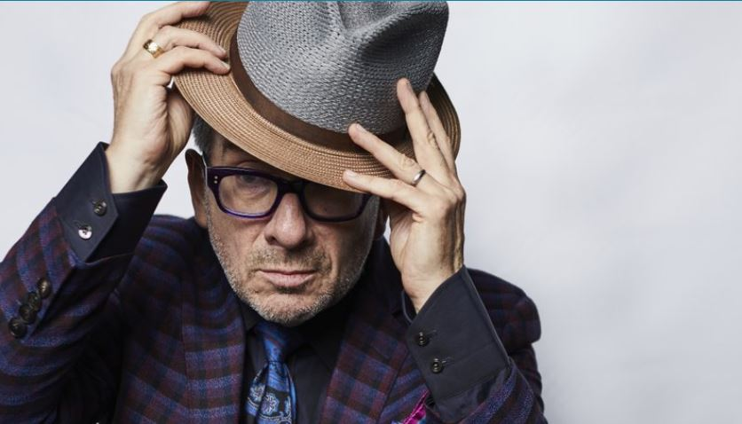 Once vowing not to record anymore, Elvis Costello is back