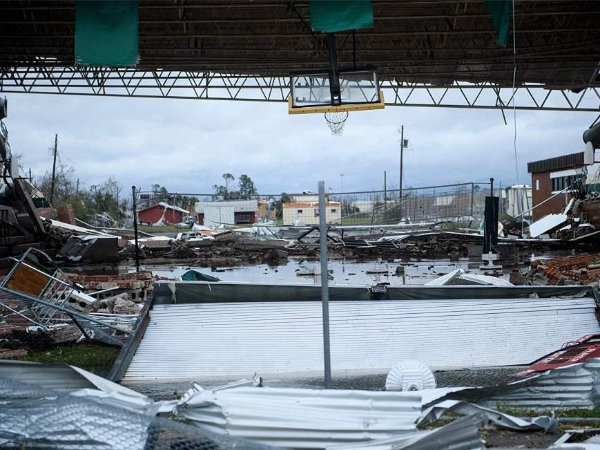 Hurricane Michael Updates: Storm Charges Northwest, Leaving Destruction in Florida