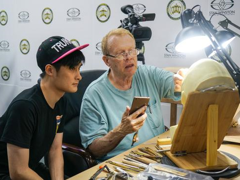 Hollywood-style education comes to Chinese film school