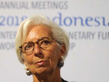 Lagarde calls for Italian 'discipline' on budget