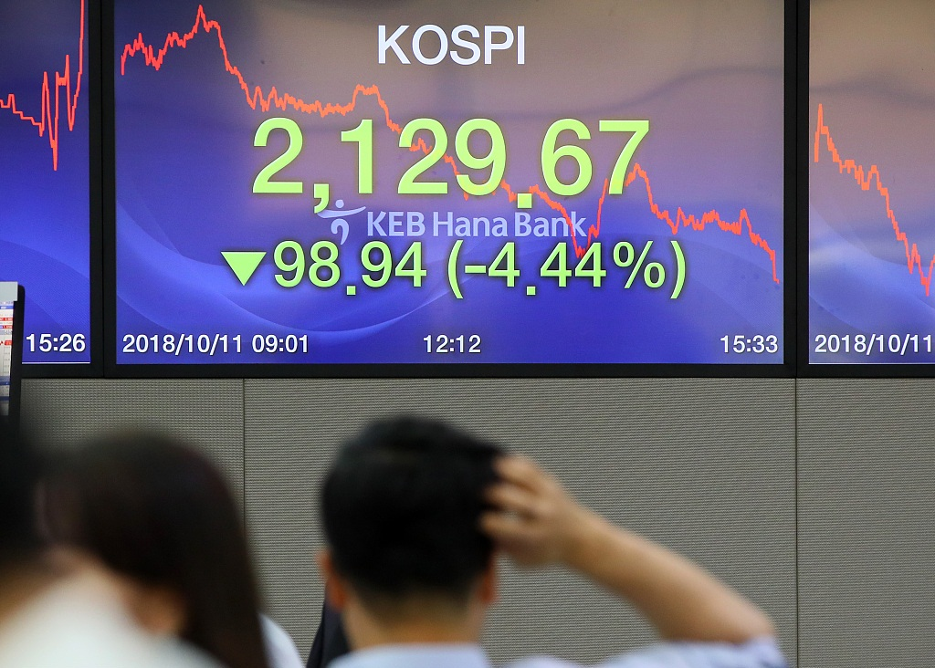 Crumbling Asia stocks reflect concerns: experts