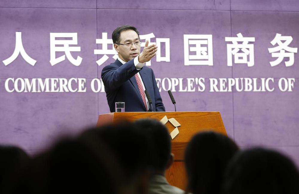 Ministry: China open to resolution of differences with US