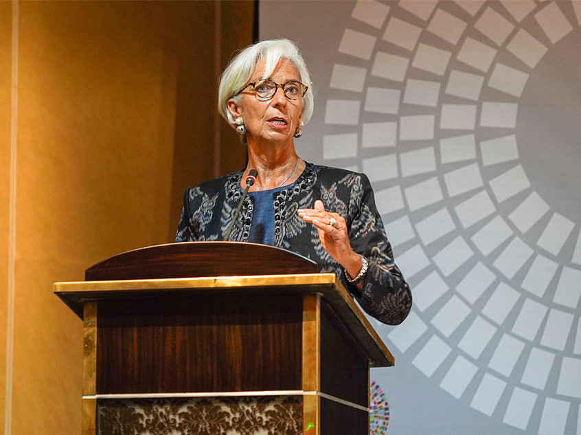 IMF chief warns trade wars could be detrimental to global growth