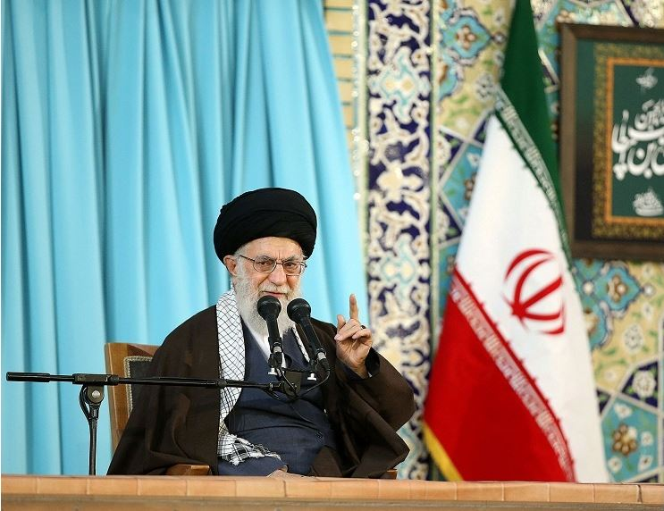Iran's top leader urges officials to tackle economic issues amid US sanctions