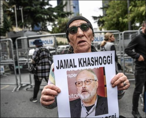UN concerned about missing Saudi journalist