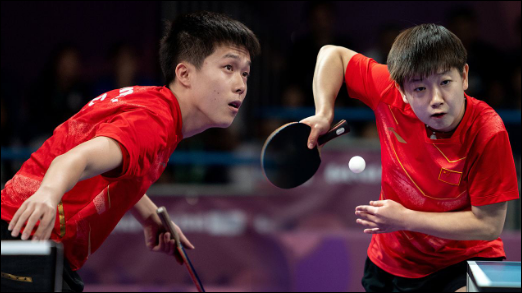 China defeats Japan in table tennis at Summer Youth Olympics