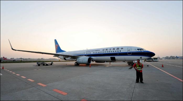 Non-stop flight to link Zhengzhou with Vietnam's Da Nang