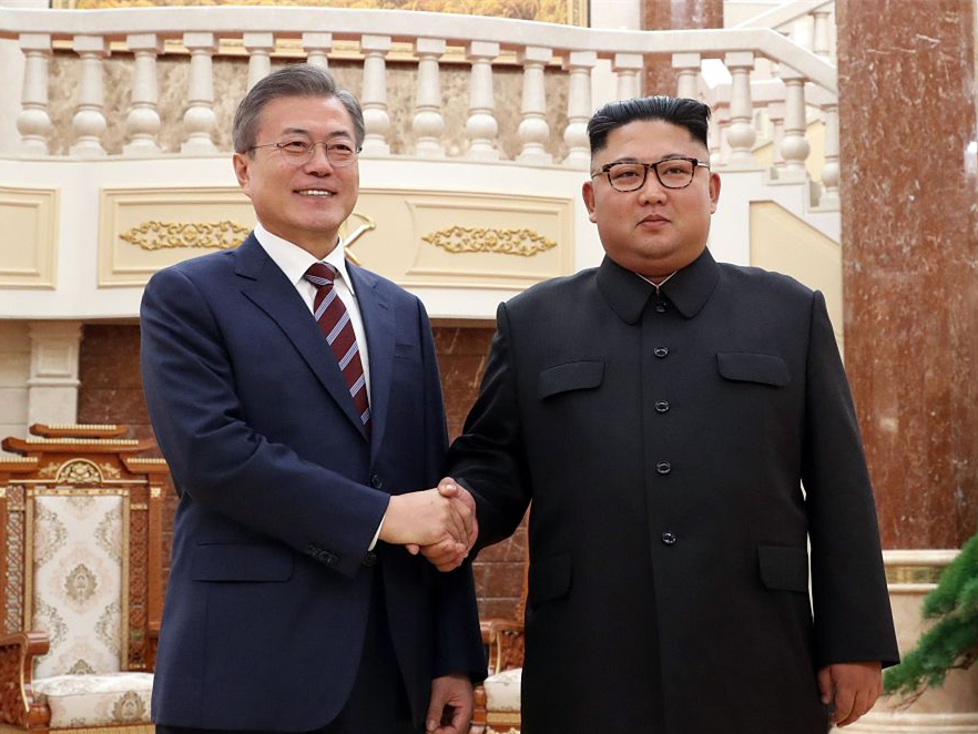 S.Korea, DPRK to hold high-level talks next week on implementing Pyongyang Declaration