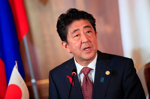 China hopes for deeper ties during Abe's visit
