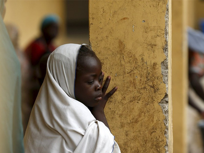 833 children released from armed group in Nigeria