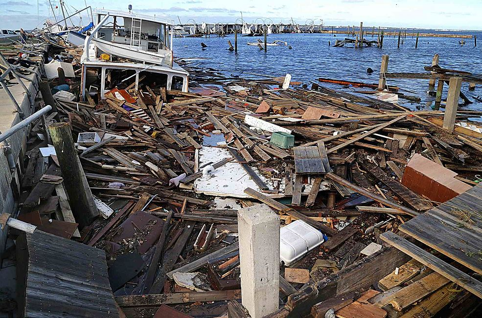 Hurricane Michael: Death toll rises to 12, search for survivors underway