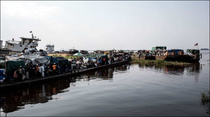 Over 40 killed as riverboat sinks in Northwest DR Congo