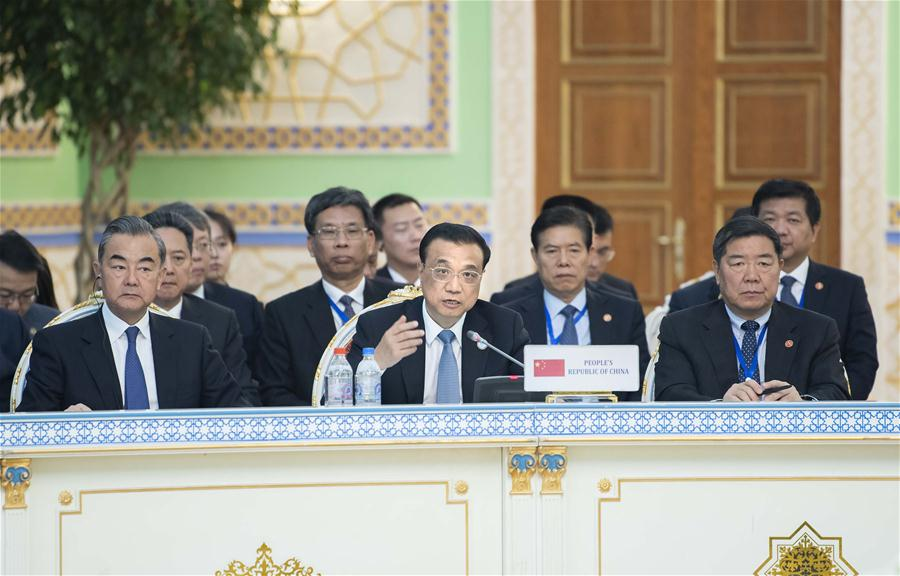 Chinese premier calls on SCO member countries to improve interconnectivity