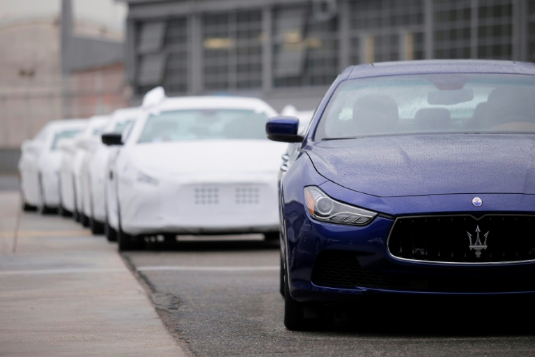 Anger as poverty-hit PNG buys 40 Maseratis for APEC