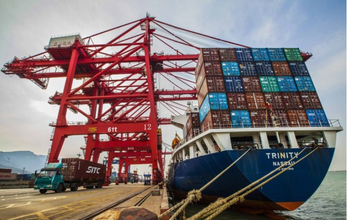 China's import and export increase in first three quarters