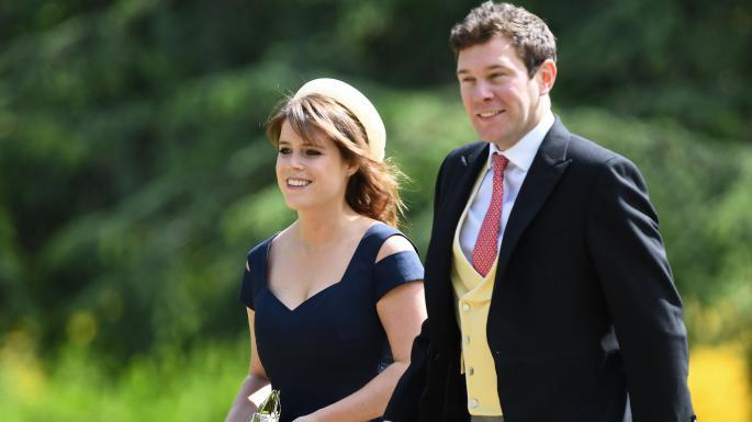 Mr Brooksbank met Princess Eugenie on a skiing holiday in Verbier.jpg