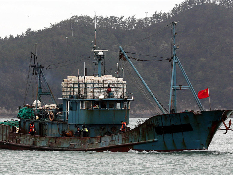 11 missing as fishing boat capsizes in Taiwan Strait