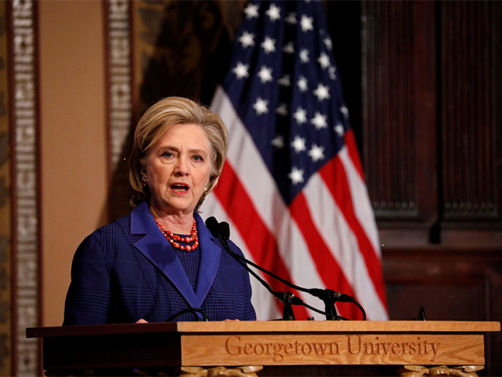 Hillary Clinton's security clearance revoked at her request
