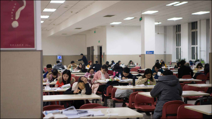 Students in Chinese university get their degrees downgraded if they don't meet course requirements