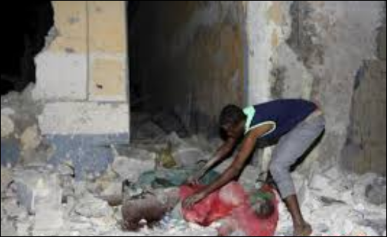 At least 11 dead in suicide bombing in Somalia's Baidoa