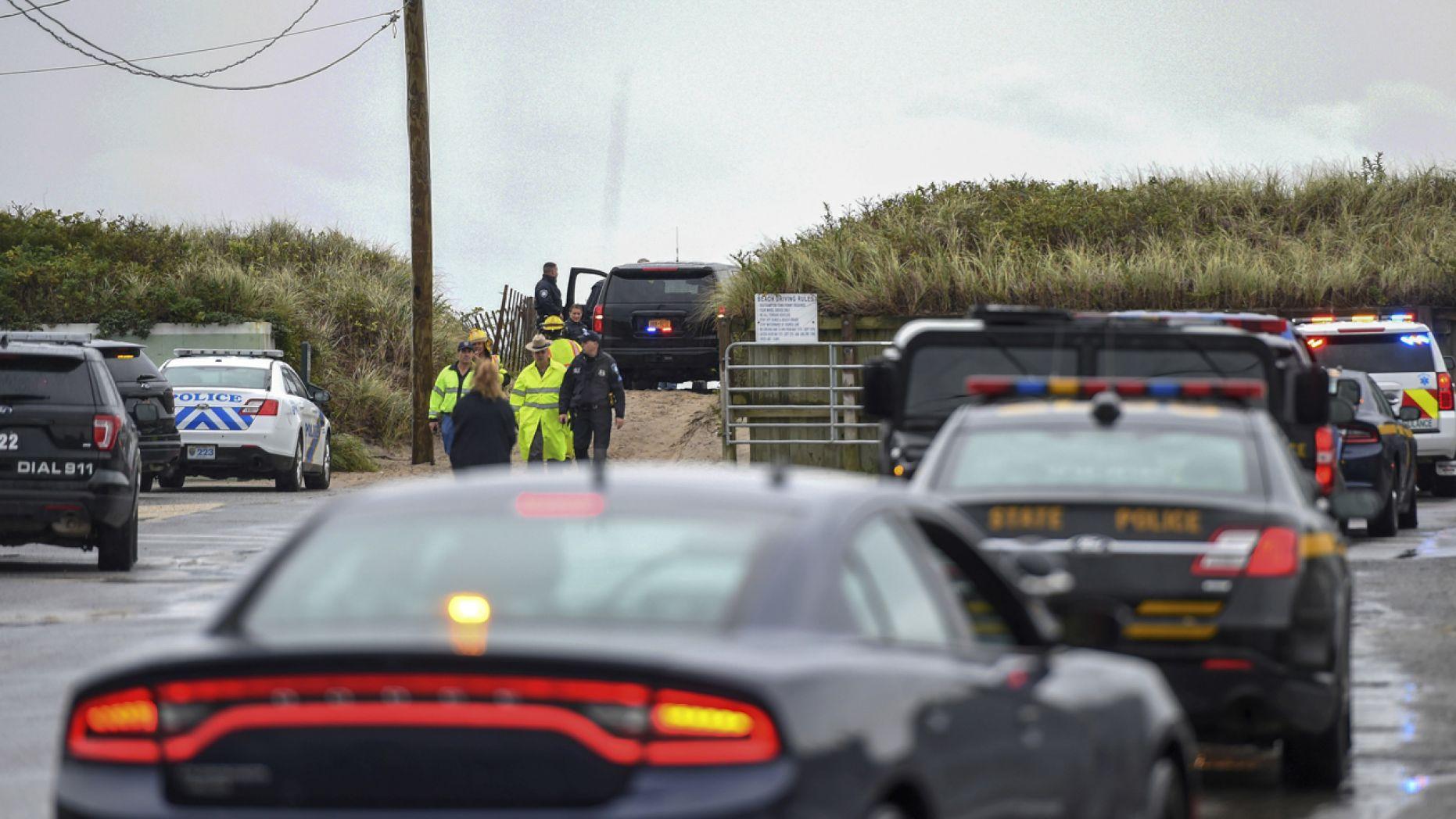 One dead after plane crash off Long Island coast
