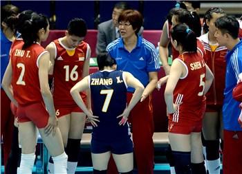 China v-ball coach Lang Ping has high expectations for upcoming matches
