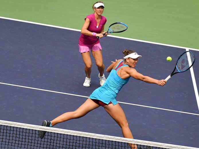 Tianjin Open: Nicole Melichar/Kveta Peschke win women's doubles final