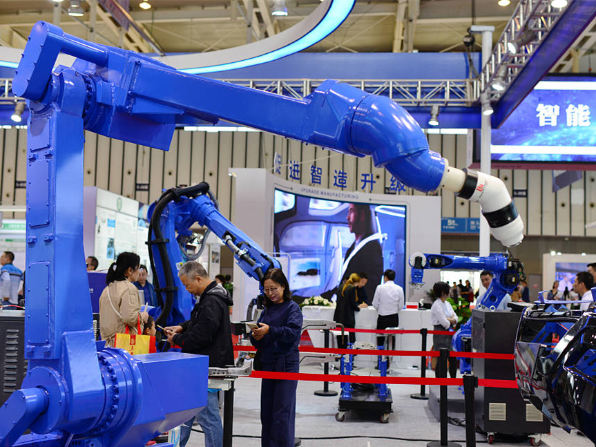 China's intelligent manufacturing market to exceed $31bln by 2020