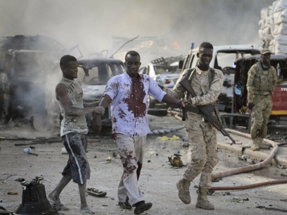 Death toll rises to 22 after twin blasts in Somalia's Baidoa