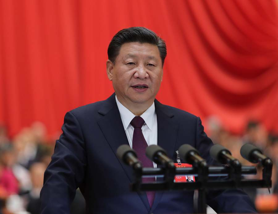 Book of Xi's discourses on building a community with a shared future for humanity published