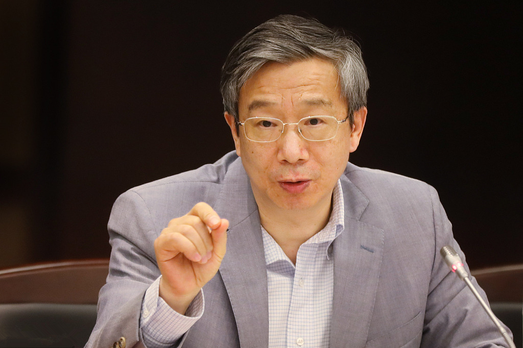 Yi Gang: China's economic growth stable, much room for monetary policy