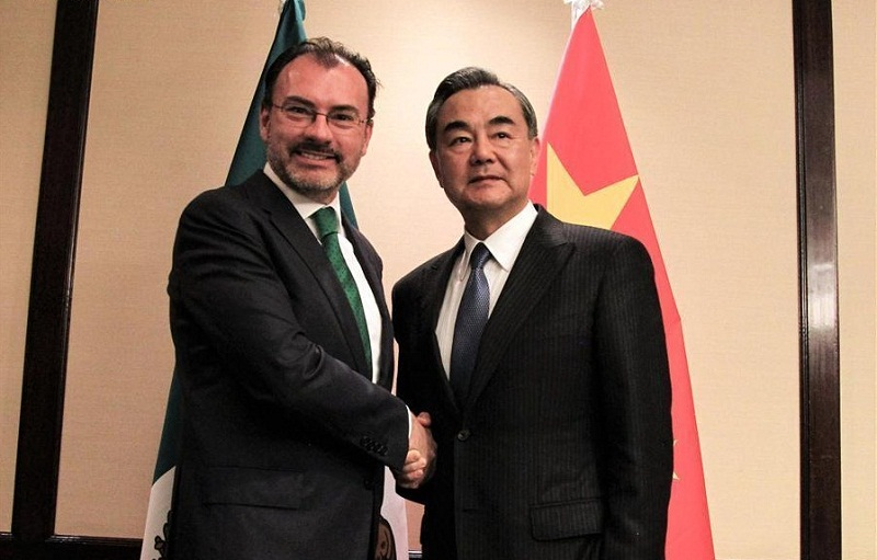 US-Mexico-Canada Agreement will not affect China-Mexico relations: Mexican FS