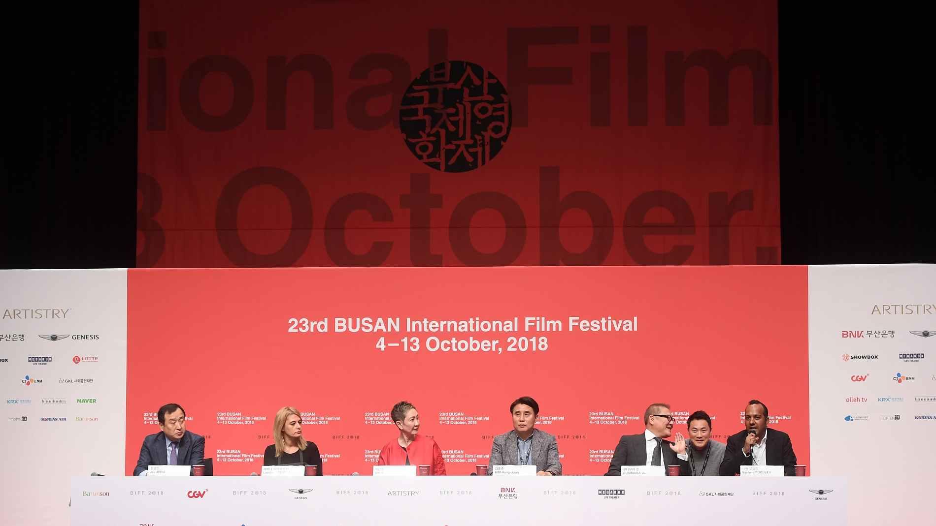 A Chinese action debut and South Korean family drama win at Busan