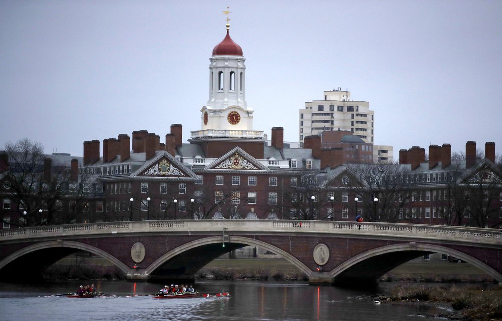 Harvard bias lawsuit heading to trial