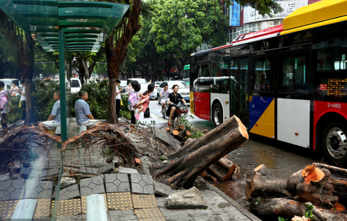 China allocates funds to rebuild infrastructures in typhoon-hit area