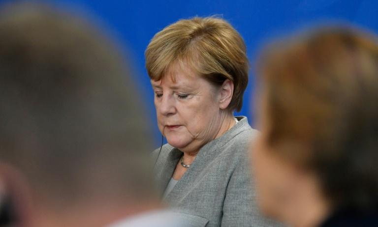 Merkel's Bavarian allies suffer historic election losses