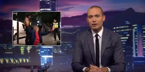 Chinese Embassy refutes Swedish TV explanation for racist program