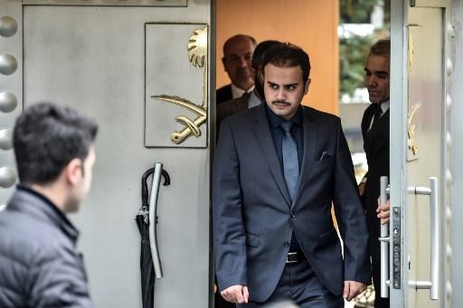 Turkey to search Saudi consulate Monday: diplomatic source