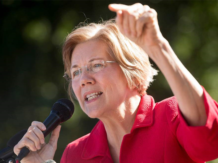 US Senator releases DNA test backing Native American ancestry: report