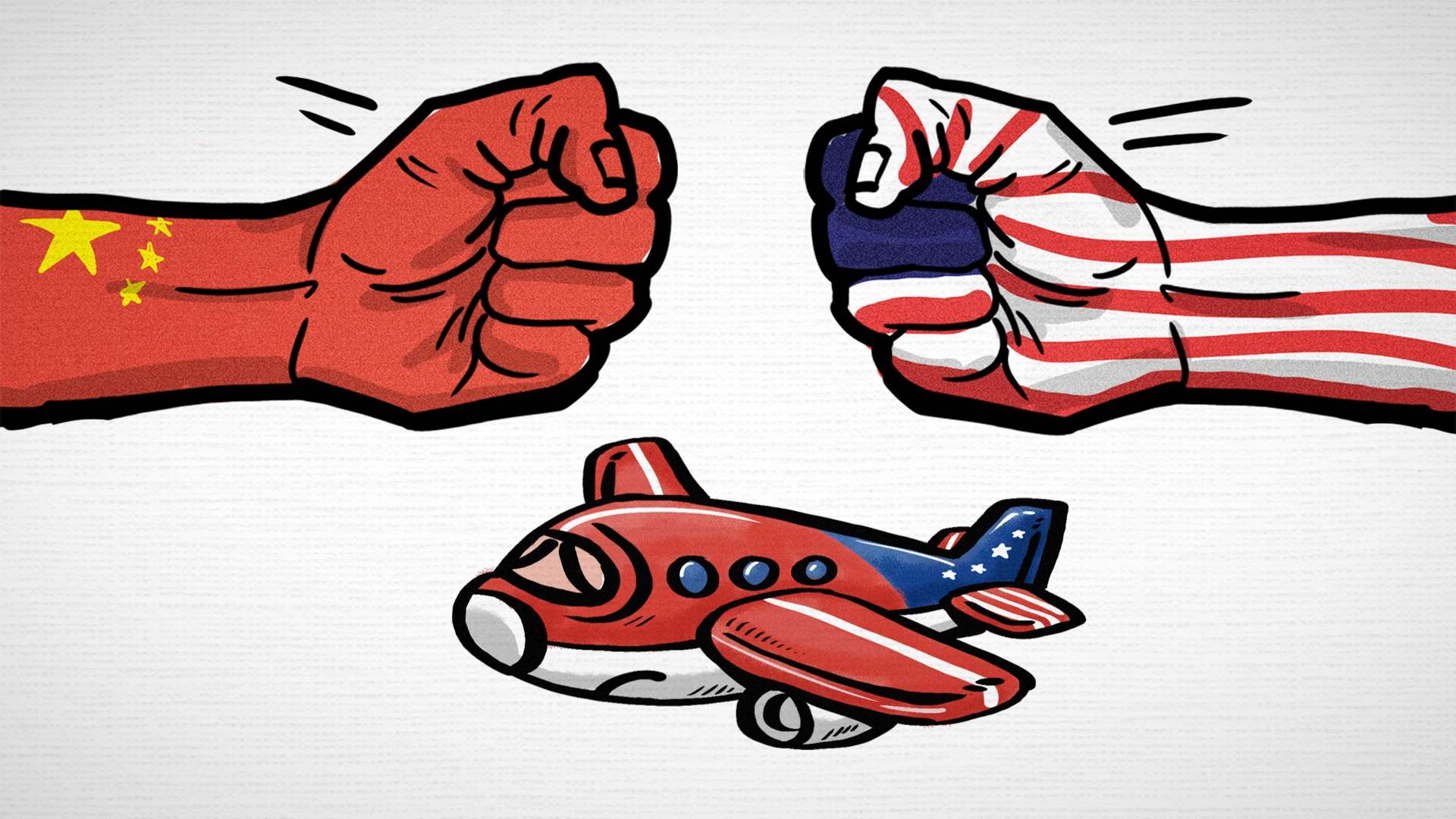 Tougher take-off for US-made airplanes