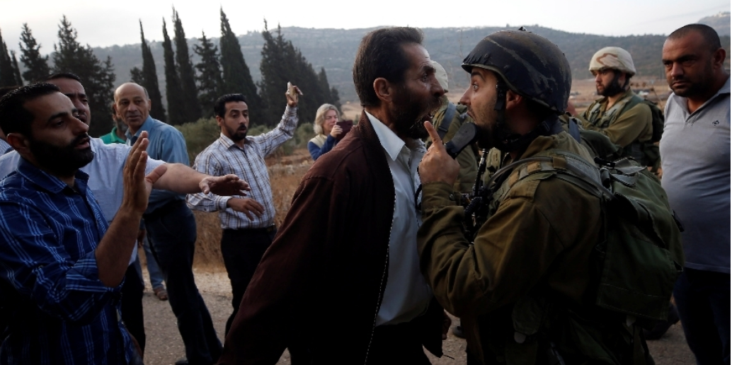 Several injured in clashes over Israeli order to shut down Palestinian school